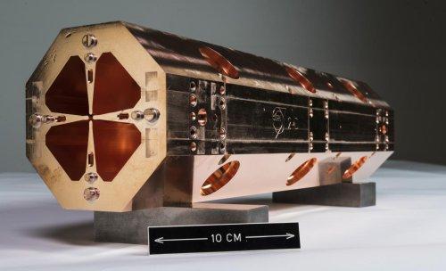 Модуль лінійного прискорювача