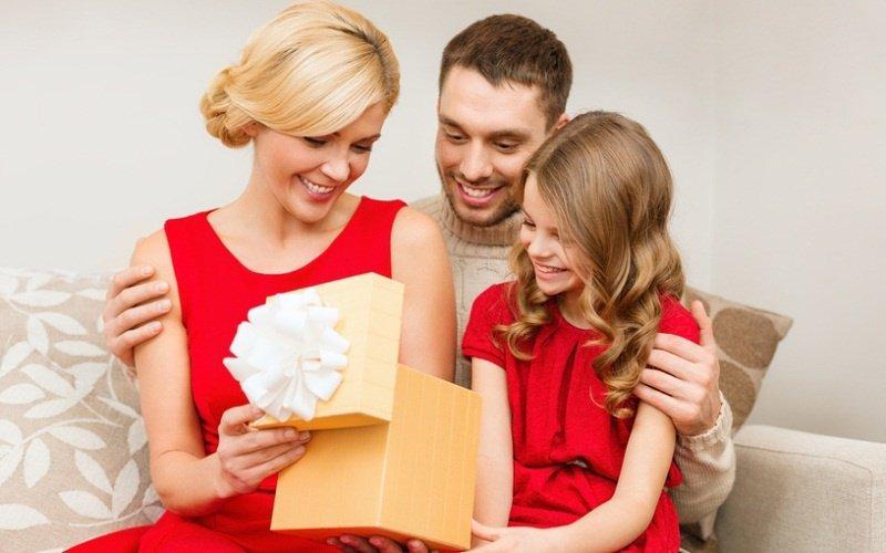 Подарки своими руками семье