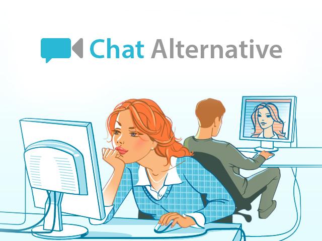Chatroulette Alternative - бесплатный чат для случайных онлайн-знакомств.