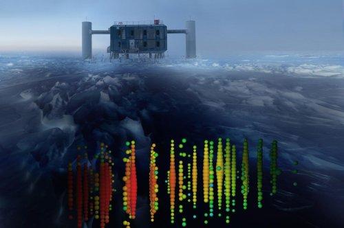 Обсерваторії IceCube